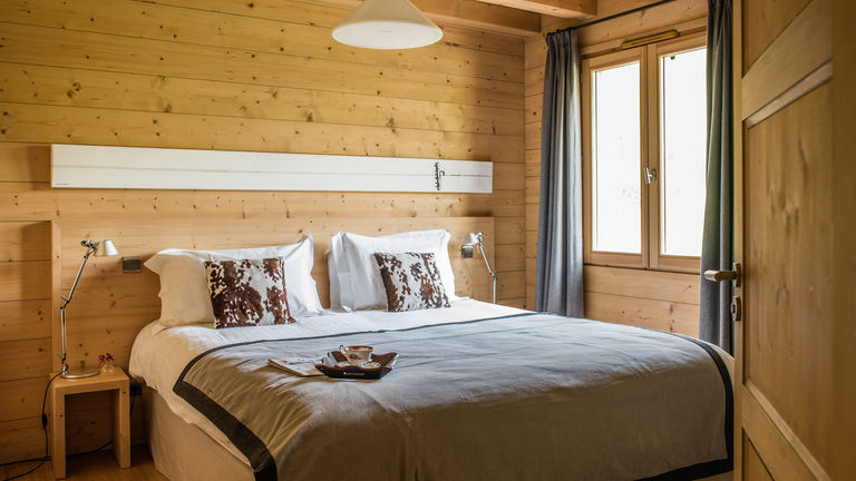 New photos of chalets des Liarets